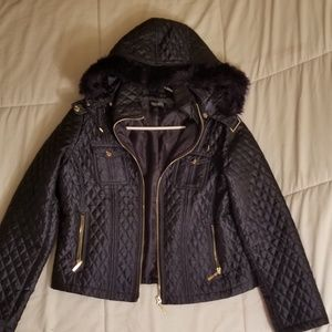 Bella Donna zipper jacket